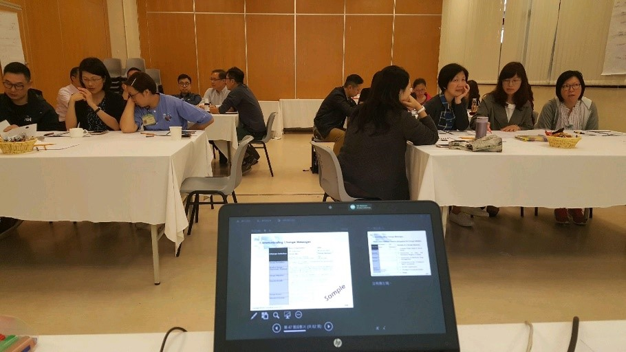 In-house Training Workshop on Change Management