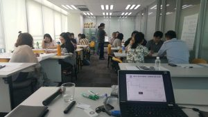 Training Workshop on Business Process Improvement