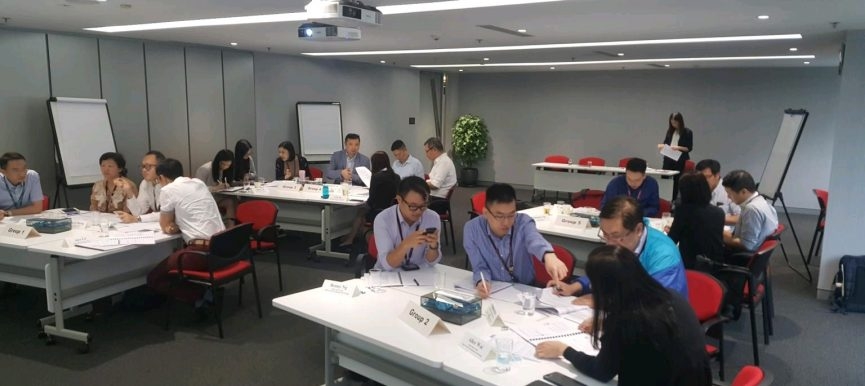 Training Workshop on Competency-based Interviewing Skills